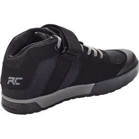 Ride Concepts Wildcat Chaussures Adolescents, black/charcoal
